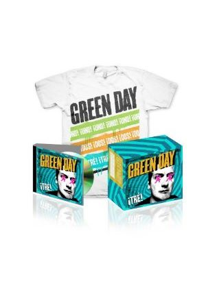 Green Day - Tre (T-Shirt & CD Boxset) (Music CD)