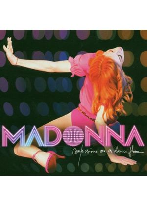 Madonna - Confessions on a Dance Floor (Music CD)
