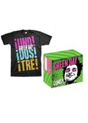Green Day - Uno! (CD+T-Shirt Box Set - Large Size Only) (Music CD)