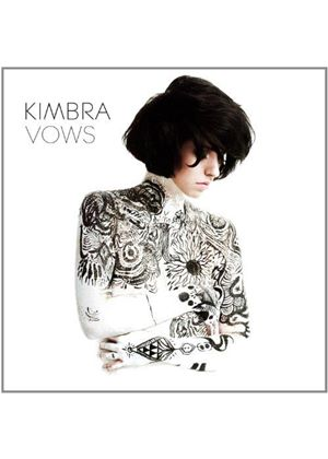Kimbra - Vows (Music CD)