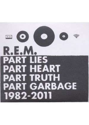 R.E.M. - Part Lies Part Heart Part Truth Part Garbage (1982-2011) (Music CD)