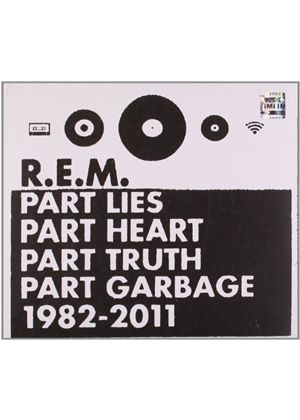 R.E.M. - Part Lies, Part Heart, Part Truth, Part Garbage 1982-2011 (2 CD) (Music CD)