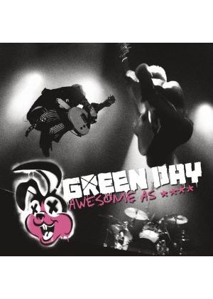 Green Day - Awesome As **** (CD+Blu-ray) (Music CD)