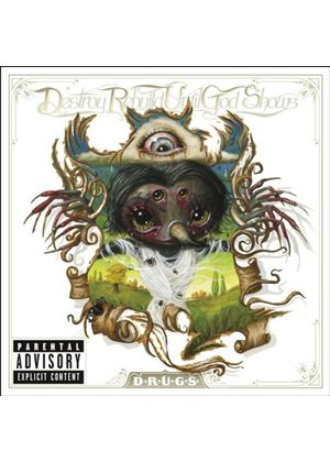 Destroy Rebuild Until God Shows - Drugs (D.R.U.G.S) (Music CD)