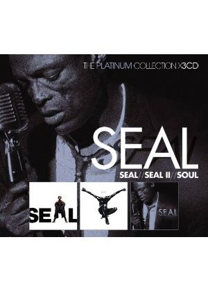 Seal - The Platinum Collection (3 CD) (Music CD)