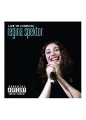 Regina Spektor - Live in London (CD & DVD) (Music CD)