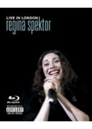 Regina Spektor - Live in London (CD & Blu Ray) (Music CD)