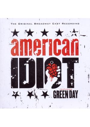 Green Day - American Idiot - Original Broadway Cast Recording (Music CD)