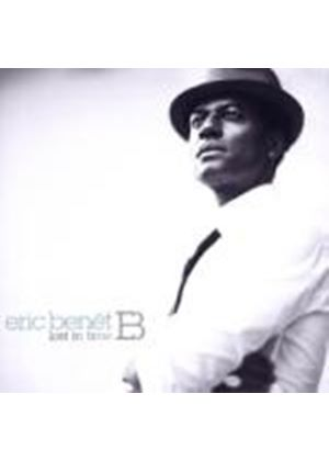 Eric Benet - Lost in Time (Music CD)