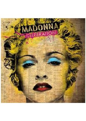 Madonna - Celebration: The Definitive Greatest Hits Collection (2 CD) (Music CD)