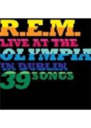 R.E.M. - Live At The Olympia (Dublin 2007) (Music CD)