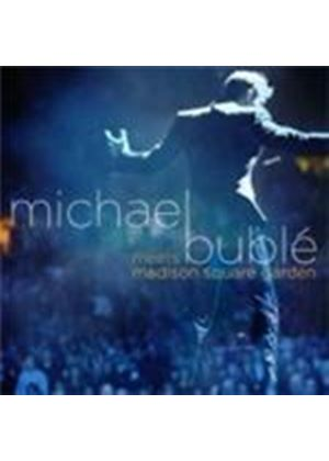 Michael Buble - Meets Madison Square Garden (Special Edition/+DVD)