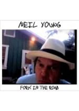 Neil Young - Fork in the Road (Music CD)