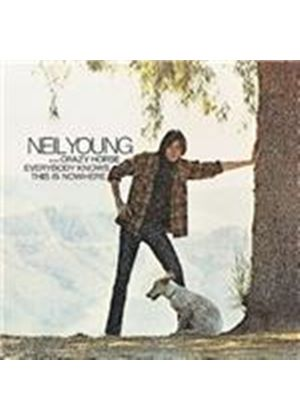 Neil Young & Crazy Horse - Everybody Knows This Is Nowhere [Remastered] (Music CD)