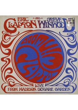 Eric Clapton & Steve Winwood - Live From Madison Square Garden (Music CD)
