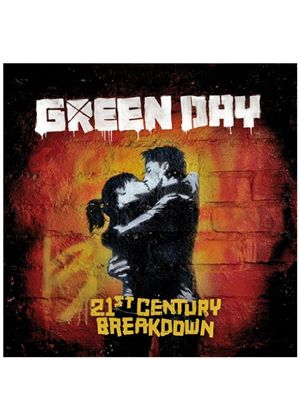 Green Day - 21st Century Breakdown (Music CD)