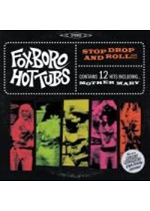 Foxboro Hot Tubs (Green Day) - Stop Drop & Roll (Music CD)