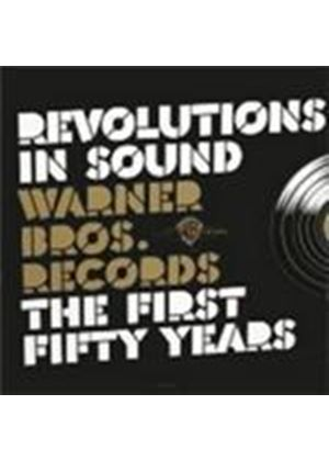 Various Artists - Revolutions In Sound (Warner Bros. Records - The First Fifty Years) (Music CD)
