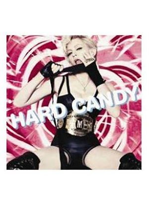 Madonna - Hard Candy (Music CD)