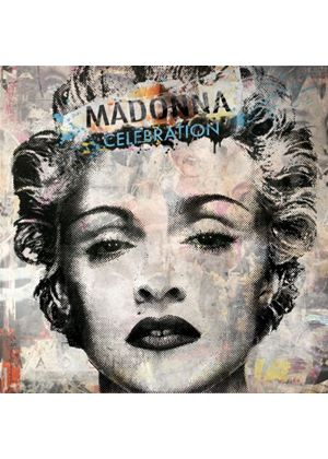 Madonna - Celebration: The Definitive Greatest Hits Collection (Music CD)