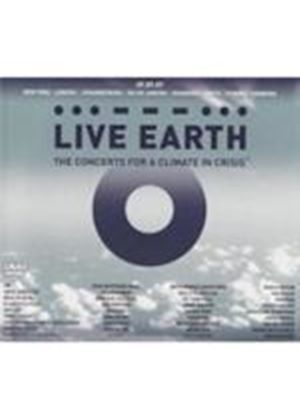 Various Artists - Live Earth - The Concerts for a Climate in Crisis (CD & DVD) (Music CD)