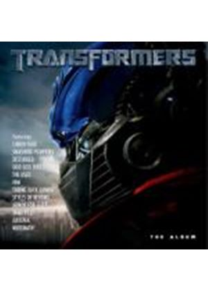 Original Soundtrack - Transformers (2007) (Music CD)