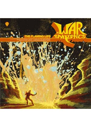 Flaming Lips - At War With the Mystics (Music CD)