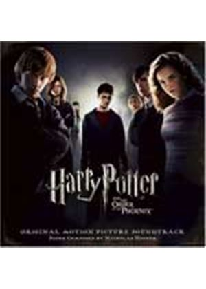 Various - Various Artists - Harry Potter & The Order of the Phoenix Soundtrack (Music CD)