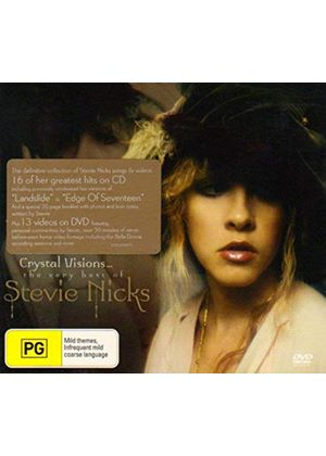 Stevie Nicks - Crystal Visions: The Best Of (+ DVD)