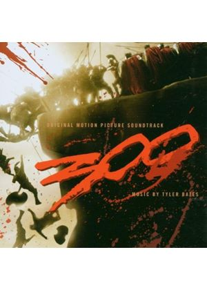 Tyler Bates - 300: The Battle of Thermopylae Soundtrack (Music CD)