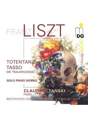 Liszt: Totentanz; Tasso; Die Trauergondel (Music CD)