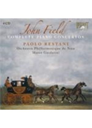 Field: Complete Piano Concertos (Music CD)