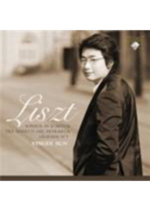 Yingdi Sun Plays Liszt (Music CD)
