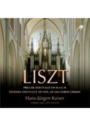 Liszt: Organ Works (Music CD)