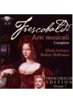 Frescobaldi: Edition, Vol 7 (Music CD)