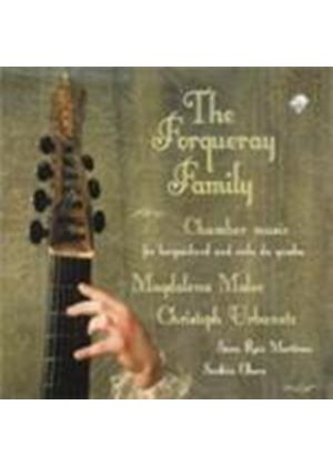 (The) Forqueray Family (Music CD)