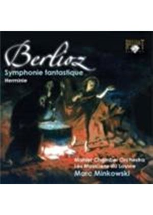 Berlioz: Symphonie Fantastique; Herminie - Screne Lyrique (Music CD)