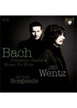 Bach: Flute Chamber Works (Music CD)