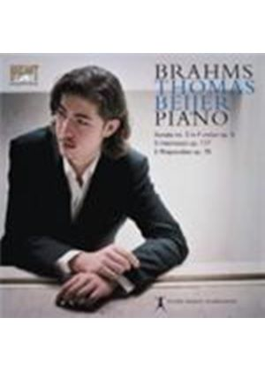 Brahms: Piano Music (Music CD)