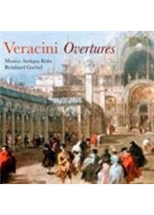 Veracini: Overtures (Music CD)