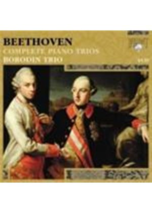 Beethoven: Complete Piano Trios (Music CD)