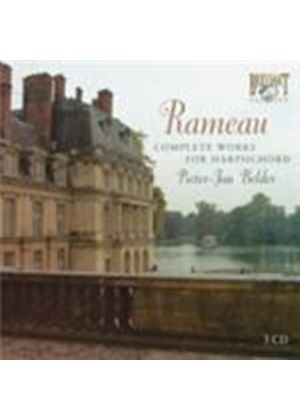 Rameau: Complete Harpsichord Works (Music CD)