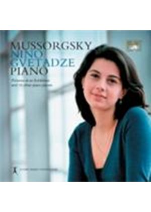 Mussorgsky: Complete Piano Works (Music CD)