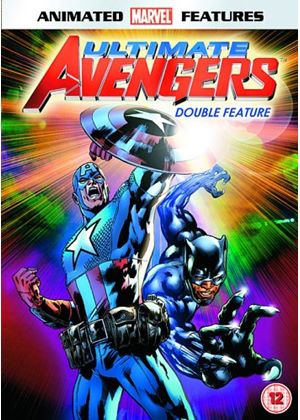Ultimate Avengers / Ultimate Avengers 2 - Rise Of The Panther