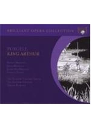 Purcell: King Arthur (Music CD)