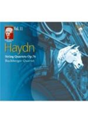 Haydn: String Quartets Op 76 (Music CD)
