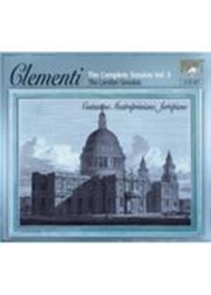 Clementi: Complete Piano Sonatas, Vol. 3 (Music CD)