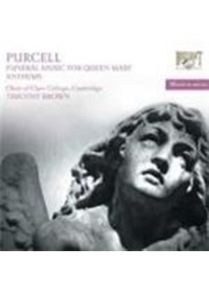 Purcell: Sacred Music (Music CD)