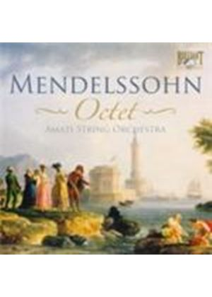 Mendelssohn: Octet; Piano Sextet (Music CD)