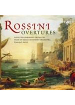 Rossini: Overtures (Music CD)